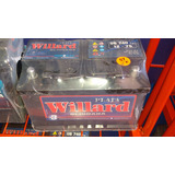 Batería Willard 12x75 Ub740 Garantía 1 Año!!!! Oferta!