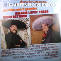 Ignacio Lopez Tarzo Y David Reynoso - 14 Exitos Nuevo Lp