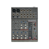 Consola Mixer Phonic Am 105fx 2mic 4stereo Efectos Phantom