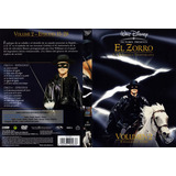 El Zorro (guy Williams) Serie Completa Dvd,envio Gratis
