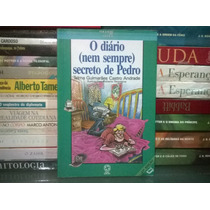 O Diário Nem Sempre Secreto De Pedro - Telma Guimarães