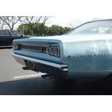 Emblema Letra O Años 1967 A 1968 Dodge Coronet 500