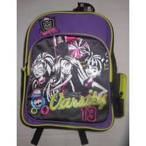 Mochila Monster High Kinder Ruz