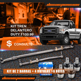 Kit Tren Delantero Ford P-up F100 Super Duty Sapo 99/.
