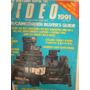 Revista Video Año 1991 Magazine Catalogo En Ingles Tv Vcrs