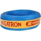 100% Cobre !! Fio Cabo Flexivel 35mm(1 X 35 Mm) Azul 170mts