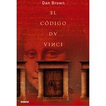 Libro El Codigo Da Vinci Dan Brown - Envio Gratis