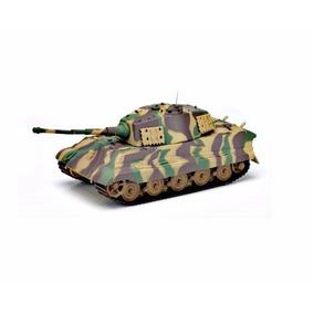 Tank King Tiger Blindado Militar 1/32 New Ray