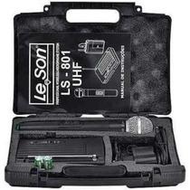 Microfone Leson Ls801 O Melhor Custo X Benefício Do Mercado