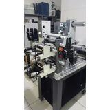 Maquina P Fabricar Etiquetas Informatica - Compacta E Rápida