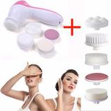 Cepillo Masajeador Giratorio De Limpieza Facial 6 En 1