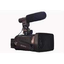 Videocamara Sony Profesional Full Hd 32gb Memoria
