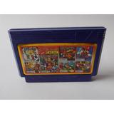 Cartucho Todos Los Mario Bros, 7 Juegos Para Family Poly Nes