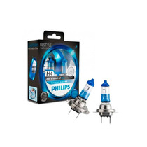 Lâmpada Super Branca Color Vision H4 Blue Philips