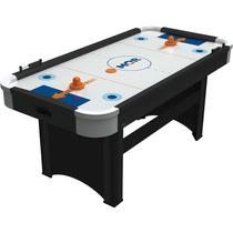 Mesa De Air Hockey Mor Power Play - Branca/preta