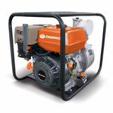 Motobomba Agua Daewoo 4 Pulgadas Motor 9 Hp Centrifuga Riego