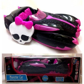 Carro De Controle Remoto Monster High Draculaura Original