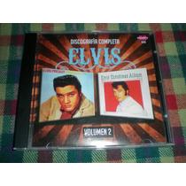Elvis Presle / Discografia Completa Volumen 2