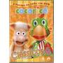 Cocorico Classicos 4 Dvd Lacrado Original