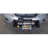 Defensa Porta Malacate Nissan D 22