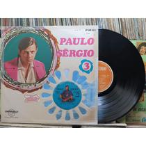 Paulo Sergio Com Orquestra Côro Vol.3 Lp Caravelle
