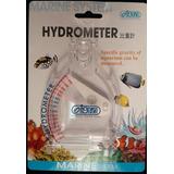 Hidrometro Medidor Densidad Agua Para Acuario Marino