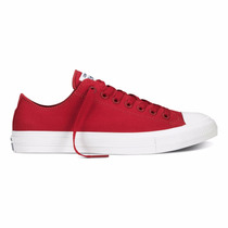 Zapatillas Converse Chuck Taylor 2 All Star Ox Rojo C150151c
