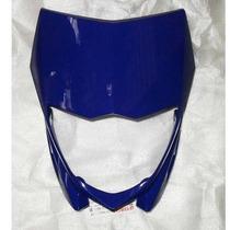 Carenagem Farol Xtz 125 09 Até 2015 Azul (original Yamaha)