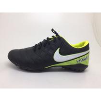 Chuteira Society Nike Tiempo Promoção