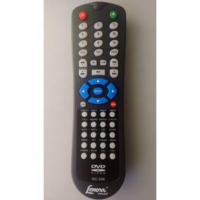 Controle Micro System Lenoxx Md-270s / Rc-206 Original