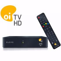 Receptor Elsys Oi Tv Hd Etrs37 Sem Assinaturas 67 Canais
