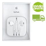 Envio Gratis Audifonos Earpods Iphone 5 Y 6 100% Originales