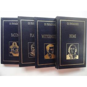 Coleção Os Pensadores 19,90 Cada - Diversos Volumes - Novos