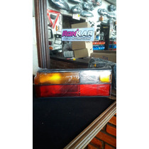 Sinaleira Lanterna Traseira Vw Voyage 91 A 95 Esquerda