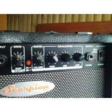 Amplificador Scorpion + Cable