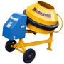 Betoneira Menegotti Profissional 400 Lts C/motor 2hp Mono