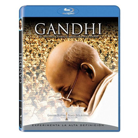 Bluray Gandhi Audio Y Subts Español Ingles Frances Hd Nueva