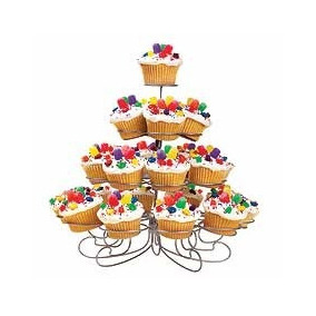Soporte Para Postres O Cupcakes Wilton 23 307-826