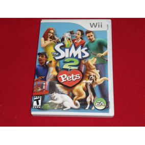 * Longaniza Games * Wii / Wii U The Sims Pets 2