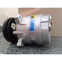 Compressor Gm S10 Blazer 2.2 Polia Canal A Modelo 3 Orelhas