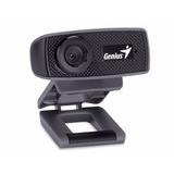Genius Cámara Web Facecam 1000x Plug & Play 720p Hd