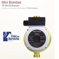 Mini Bomba Pressurizador Komeco Tp80 G3 220v - Bronze