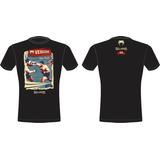Camiseta Venum Oficial Pedro Rizzo The Rock Ufc Mma
