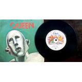 Vinil Compacto Queen - We Are The Champions - 1977 Raro!!