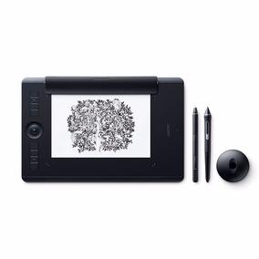 Mesa Digitalizadora Wacom Intuos Pro Paper Média - Pth660p