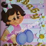 Carpetas Para El Control Prenatal E Infantil En Foami