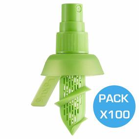 Pack X100 Spray Pulverizador Rociador De Limon Citricos