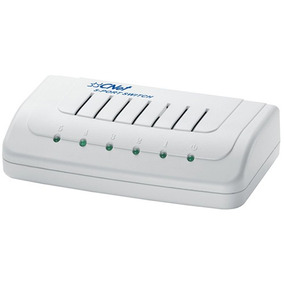 Switch 5 Puertos Fast Ethernet Csh-500 Cnet