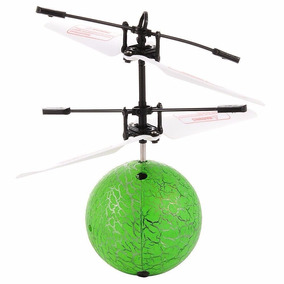 Flying Ball Bola Helicoptero Con Sensor Movimiento Dron Led