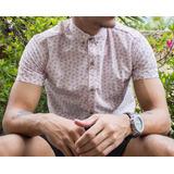 Camisa Provoque Estampada Casual Juvenil Franela Moda Fit